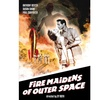 Fire Maidens of Outer Space DVD