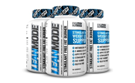 Lean Mode Stimulant-Free Weight Loss Supplement with CLA (50 servings)