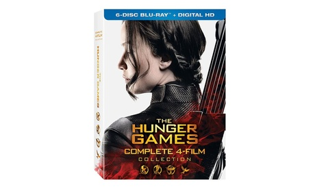 The Hunger Games: 4-Film Collection on Blu-Ray a49b7641-f382-4002-b508-364dbc5bc609