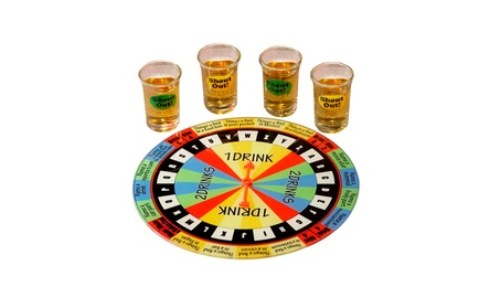 Shout Out Shot Glass Board Game Set for Party f95264eb-4a35-45c8-83ef-7b2326ab436f