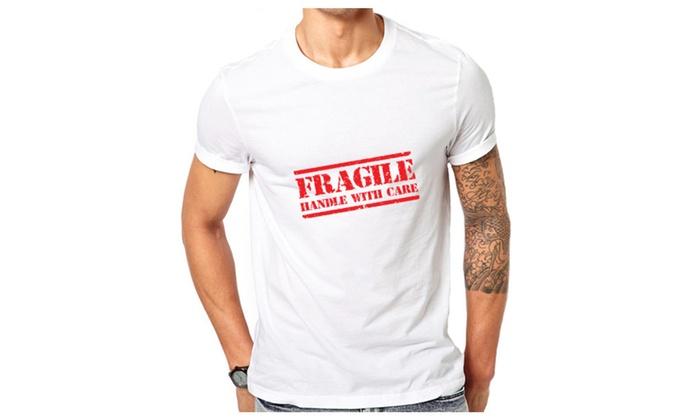 Fragile Funny T Shirt
