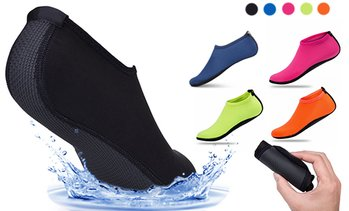 Barefoot Water Skin Shoes Aqua Socks for Beach Swim Surf Yoga Exercise Quick-Dry