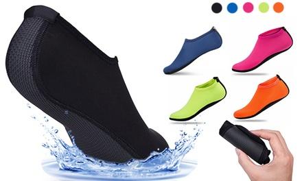 Barefoot Water Skin Shoes Aqua Socks for Beach Swim Surf Yoga Exercise Quick-Dry