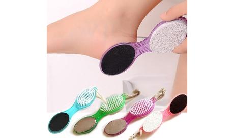 Multifunction Foot Callus Remover Peeling Tool Grinding Machine Wash Feet Brush photo