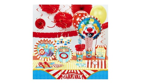 Carnival Games Super Deluxe Party Supplies Pack b020042a-08fc-447f-9fb8-15b23ece8c4c
