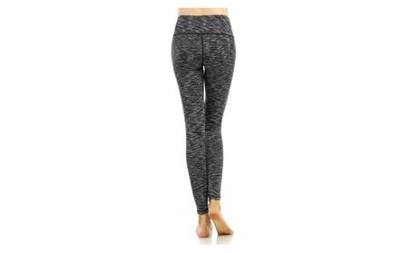 SSNB Women's Sexy Mesh Yoga Leggings Sportswear Workout Pants 1106d427-17be-4ad9-beb6-dfb0abc6bd66
