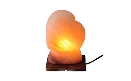 Heart Himalayan salt lamp 89225fb4-1e05-4d37-adf6-016ad7ca55c4