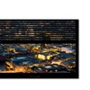 Philippe Hugonnard 'Window View London by Night 4' 2 Panel Art 2