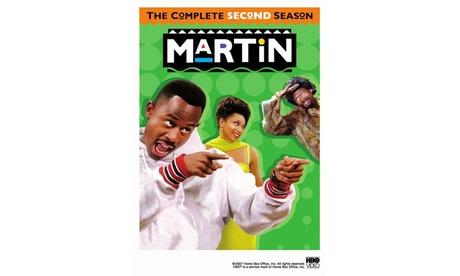 Martin: The Complete Second Season (RPKG/DVD) 11e8b50d-e346-4b55-8f69-74c866adf7c7