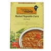 Kitchens Of India Pav Bhaji,Mashed Vegtable Curry,6 Boxes