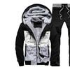 DPN Men's Autumn Stylish Trendy Design Cotton Fashion Hoodies Sets