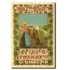 Whoogenstraaten & Co. Canvas Print 35 x 47