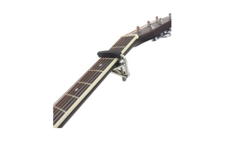 Guitar Capo Metal with Screw for Acoustic Electric Guitar Universal c849faf9-34bf-4ade-8b61-be758fe8f2ab