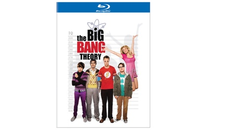 Big Bang Theory, The: The Complete Second Season (Blu-ray) 36647701-ac0c-41d7-b9e4-9bd46818c6d4