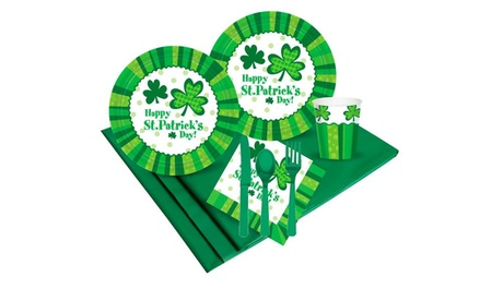 Happy St. Patrick's Day Cheer Party Pack (60) e124992d-5496-4f7f-a61f-27f4bd4959ee