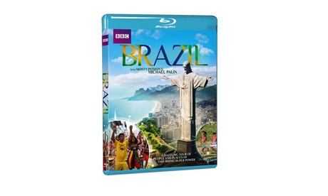 Brazil with Michael Palin (Blu-ray) a2598105-63fe-48c4-b172-356ffd4f7888