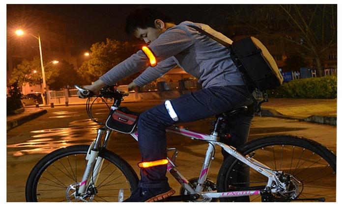 2 Units Of LED Safety Armband