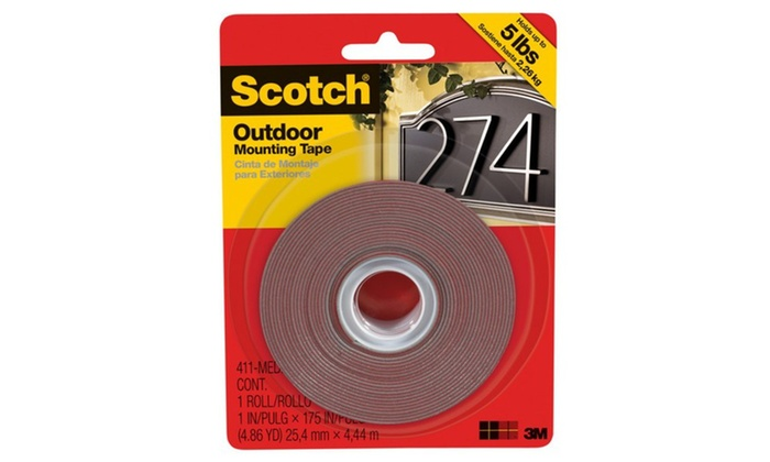 Outdoor Mnt Tape175Inch