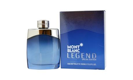 Mont Blanc Legend Edt Spray 3.4 Oz (Special Edition Bottle) 69a060cf-ac1b-46ff-a7c7-3f79539bee30