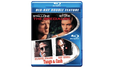The Specialist /Tango and Cash (DBFE/BD) 7d14a687-1fd7-4f2d-9f39-3cd4ed5cf89d