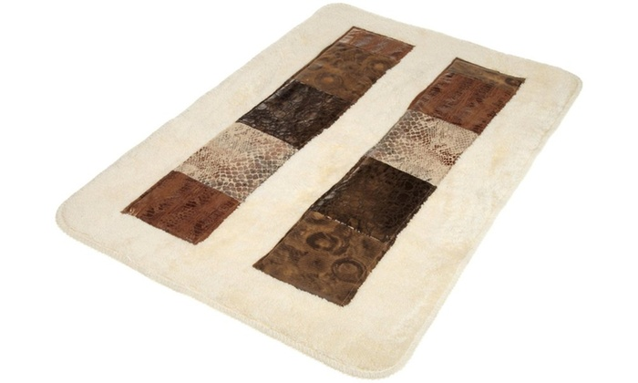 Elegant Bath Rugs And Towels Matching  Homes Decoration Tips