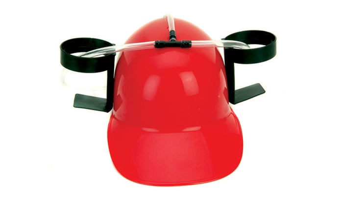 Buy It Now : Party Drinking Hat, Red