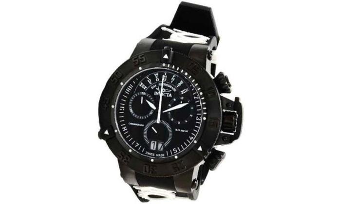 3de0f1f6c Invicta Subaqua Noma III Chronograph Mens Watch 10188 | Groupon