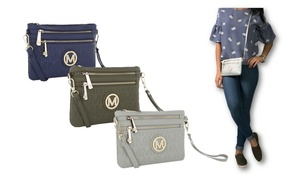 MKF Collection by Mia K. Farrow Roonie Crossbody (1- or 2-Pack)