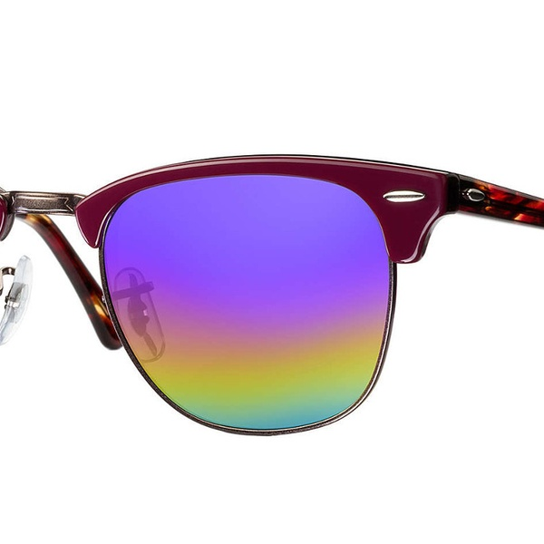 5dac0214089e0 Up To 30% Off on Ray-Ban Clubmaster Mineral Fl...