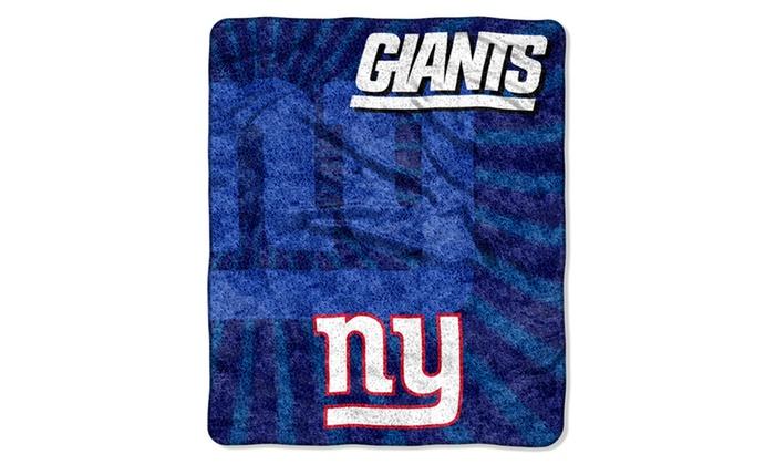 NFL 065 NY Giants Sherpa Strobe