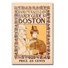 Rand McNallys & cos Handy Guide to Boston Canvas Print