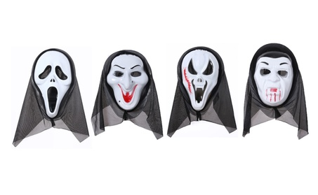 Oshlen Halloween Party Scream Mask d1ccd5bd-883b-4d53-a193-e49048845310