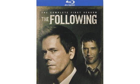 Following, The: The Complete First Season (Blu-Ray) 1200392f-c1c9-4acd-b28e-5c654bb76a69