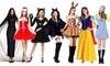 Women's Classic Character Cosplay Halloween Costumes