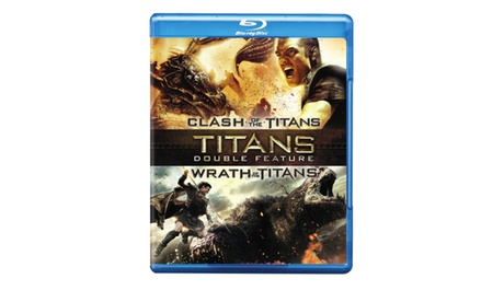 Clash of the Titans (2010)/Wrath of the Titans (DBFE)(BD Blu-ray) d1a67236-30f6-4423-b693-9b15d79693e5