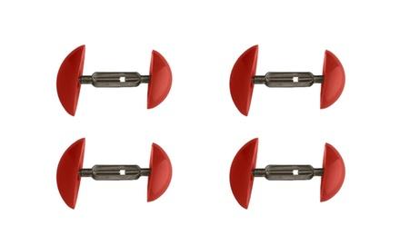 Evelots Shoe Stretchers - Shoe Expander Shoe Shaper Adjustable Unisex - Set Of 4