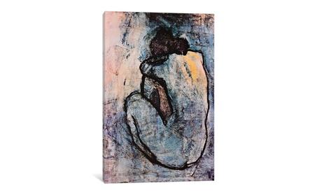 Blue Nude by Pablo Picasso Canvas Print 0ed334d0-e765-488f-b051-d3bdd80d205c