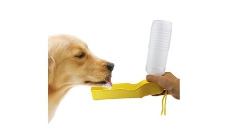 Petzilla Travel Water Dispenser Portable Bottle Feeder Small Dogs Cats cccb7a6c-8e88-4b7b-b8e2-9bf7207c37b3