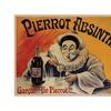 Pierrot Absinthe Garcon Canvas Print