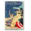Richard Friese Deutschland an der Dostsee Canvas Print