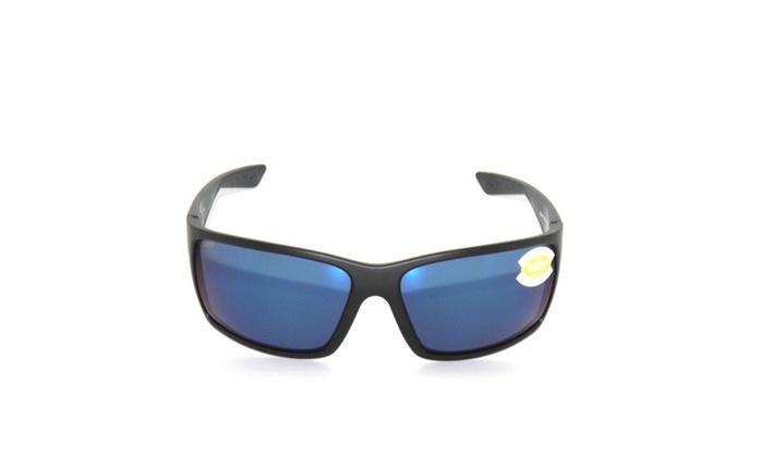 6d9d30cd94 Costa Del Mar Reefton RFT 01 OBMP Blackout   Blue Mirror 580P