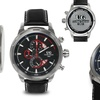 Ulysse Girard Masson Chronograph Mens Watch Black/Red