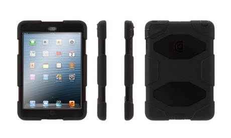 Griffin Technology GB35918-2 Survivor for iPad mini, Black/Black (Goods Electronics Computers & Tablets Tablet Accessories Cases > Tablet Cases) photo