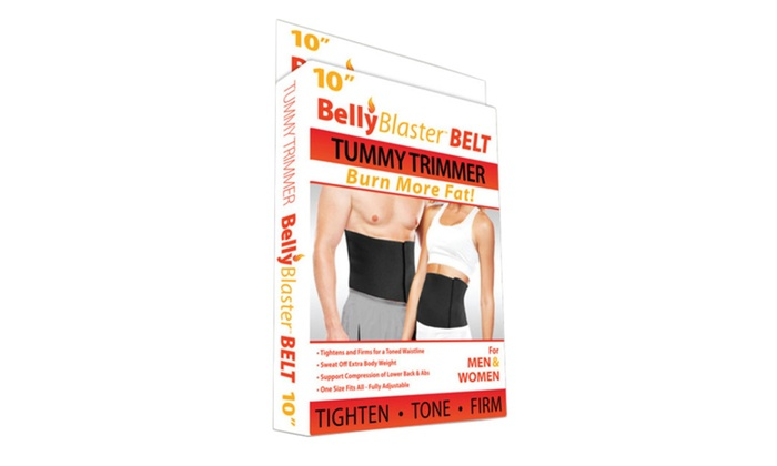 Buy It Now : Weight Loss Kit-Tummy Trimmer-Waist Trimmer For Men and Women, 8in