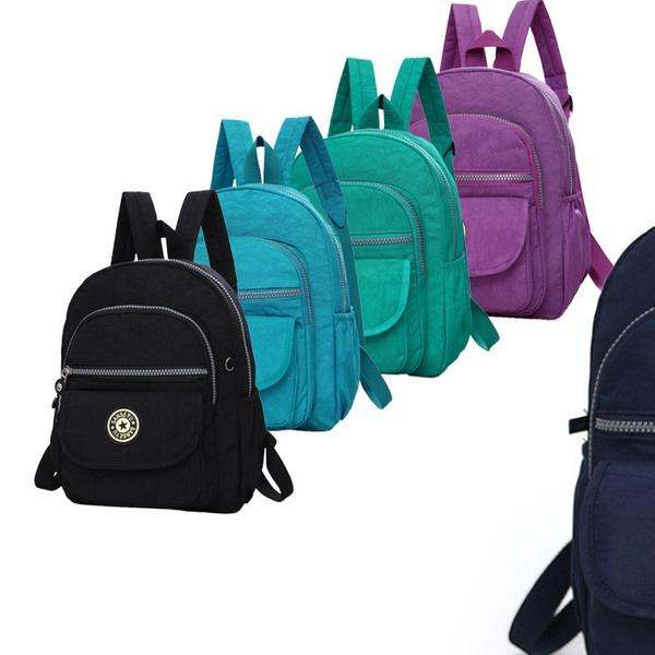 Women Small Mini Fashion School Backpack Travel Shoulder Bag Rucksack