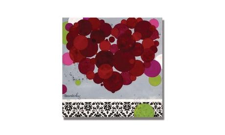 Alexandra Rey 'Good Vibrations' Canvas Art 3e3f1570-d666-46c1-90e6-3d2589e97f46