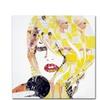 Ines Kouidis 'Brigitte' Canvas Art