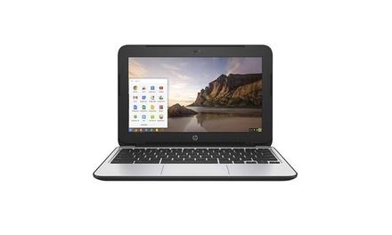 """HP 11.6"""" Chromebook G3 Intel Celeron N2840 2GB RAM 16GB SSD (Scratch & Dent)"""