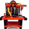 Velocity Toys Superior Work Shop Pretend Play Toy Work Shop Tool Set