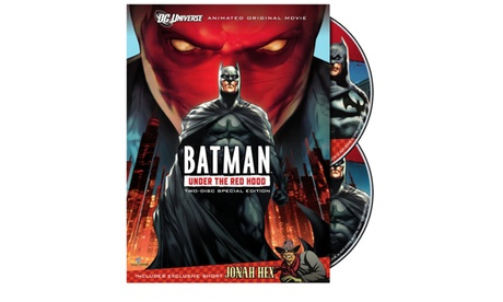 DCU Batman: Under The Red Hood: Special Edition (DVD) aef0da29-a29e-4a47-be99-03904982f714